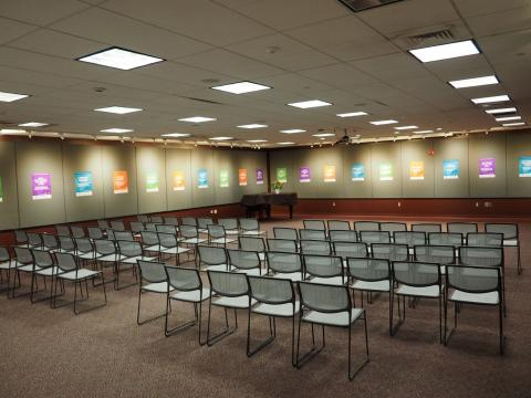Picture of the Community Room