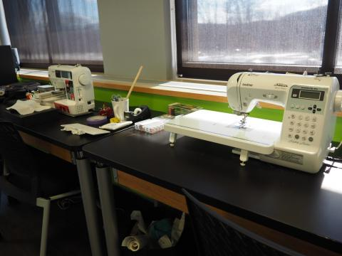 Sewing & Embroidery Station